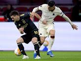 Europa League: La Roma surprend l'Ajax, Manchester United prend une belle option