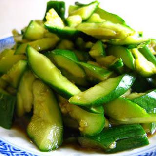 Chinese Cucumber Salad 拍黃瓜.