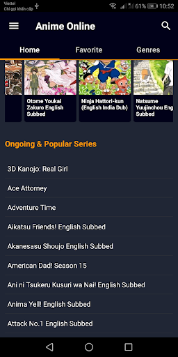 FastAnime - Watch anime online tv