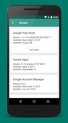 PC u7528 Play Services Info (Update) 2