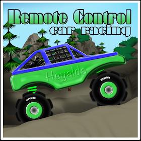 Remote Control RC Car Racing