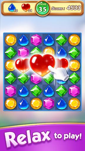 Jewel & Gem Blast - Match 3 Puzzle Game 2.4.1 Screenshots 1