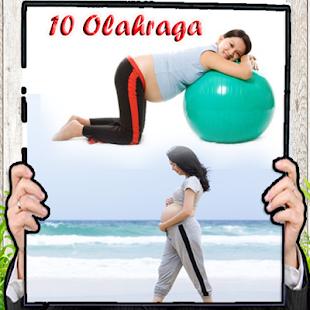 10 Olahraga Untuk Ibu Hamil Terbaik - náhled