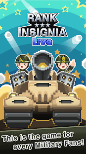 Rank Insignia Live Mod