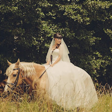 Wedding photographer Irina Kucyna (Irinkucina). Photo of 21.07.2013