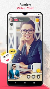 OMG Chat – Meet new people & Video chat strangers App Download For Android 3