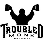 Logo for Troubled Monk Brewery