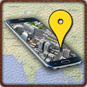 Local Places Route Finder icon