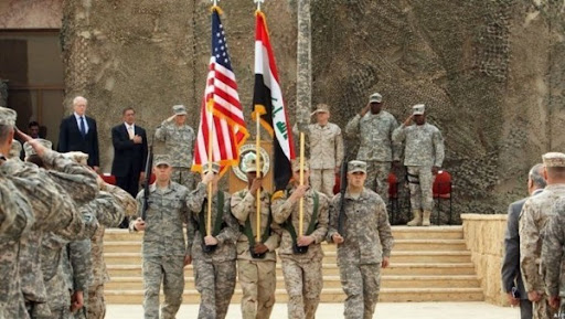 Pentagon: Iraq will Decide the Fate of Our Military Presence