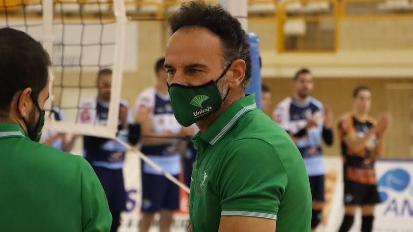 Manolo Berenguel afronta una eliminatoria apasionante.