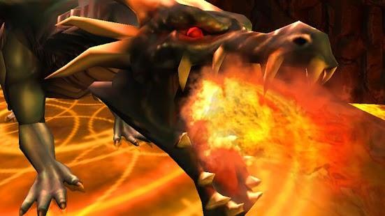 Dragon World Simulator screenshot
