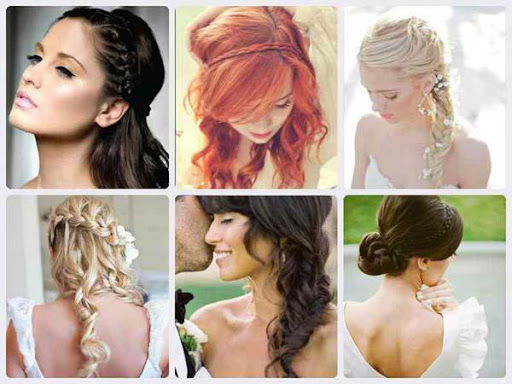 女人发型理念