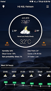 Weather Pro - Weather Real-time Forecast 1.2.1 (Paid)