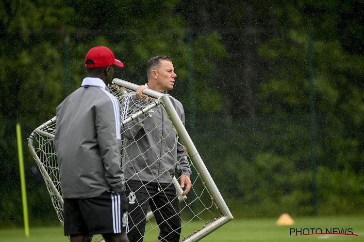 """Éric Deflandre préface le Clasico : """"On ne peut pas se dire totalement satisfaits de ce début de saison"""""""
