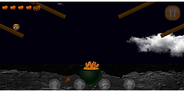 pumpkin catcher - náhled