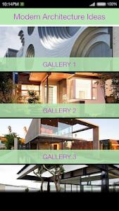 Modern Architecture 2.0.3