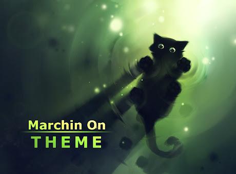 marchin on