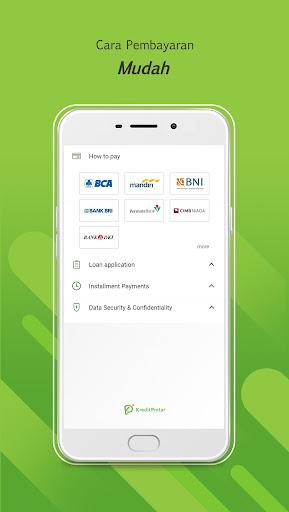 Kredit Pintar - Pinjaman Uang Tunai Dana Rupiah 1.5.5 screenshots 8