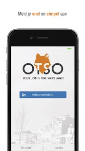 OTSO - Vacatures- screenshot thumbnail