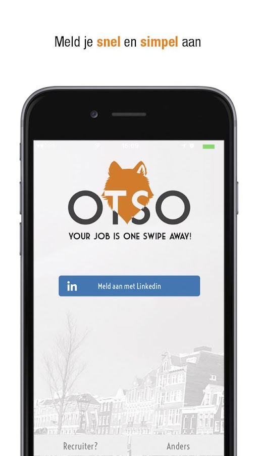 OTSO - Vacatures- screenshot