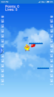 Flight Down Game - náhled