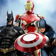 Game Immortal Gods Battle: Superhero Fight Club APK for Kindle