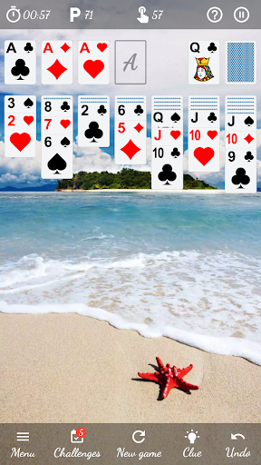 Solitaire Free screenshot 1