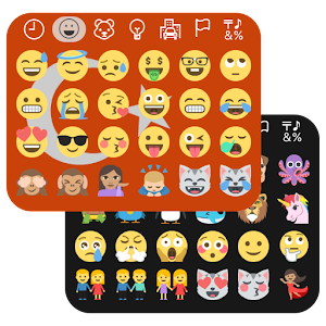Turkish Emoji Keyboard Icon