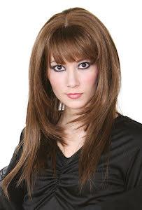 Beautyperuk, brun