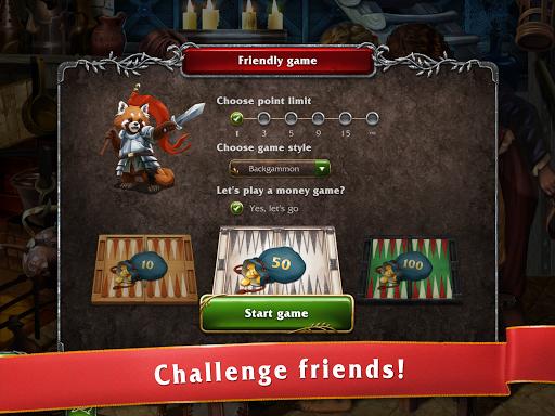 Backgammon Masters Free  screenshots 6