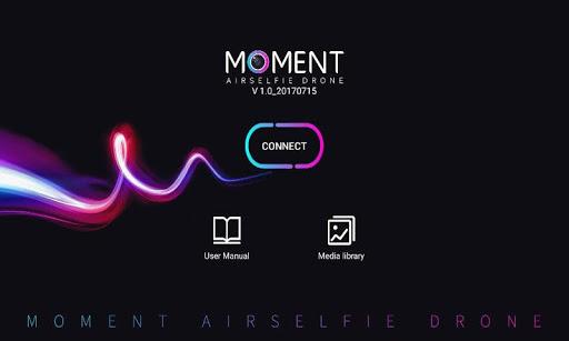 Moment Drone screenshot 1
