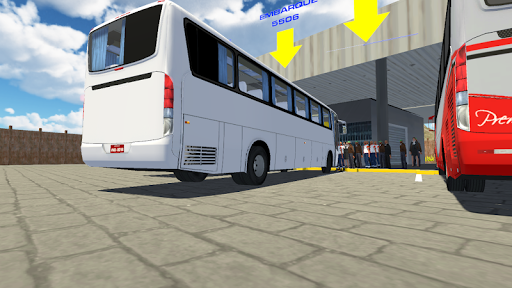 Proton Bus Simulator Road  captures d'écran 2