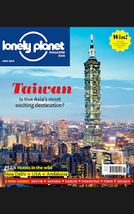 Lonely Planet Asia- screenshot thumbnail