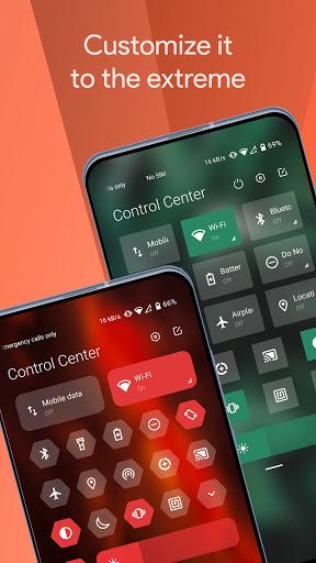 Mi Control Center: Notifications and Quick Actions 3.6.9 screenshots 2