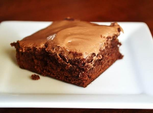 Easy Nutella Brownies Recipe