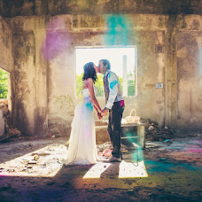 Fotografo di matrimoni Sara Lorenzoni (saralorenzoni). Foto del 10.10.2015
