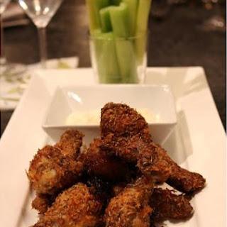 Crispy Herbs En Province Chicken Wings