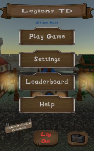 Télécharger Legions TD apk mod screenshots 5