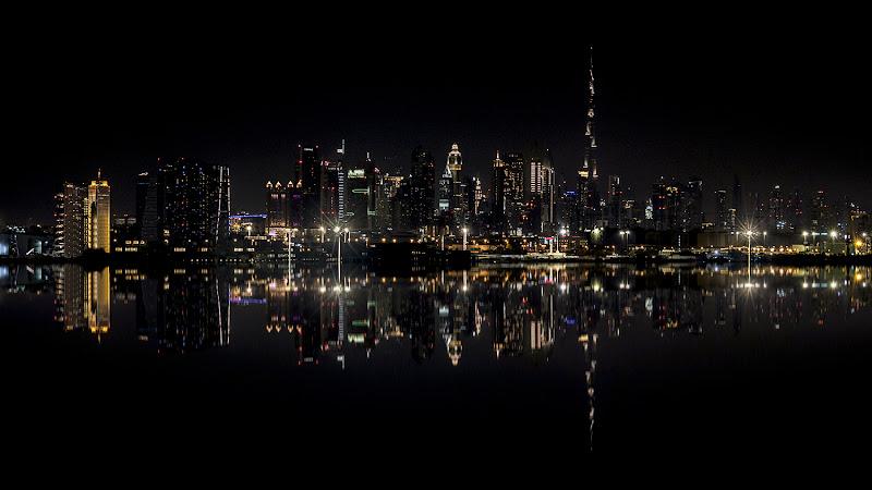 Dubai City di carcat