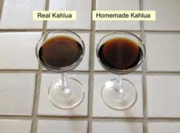 Homemade Kuhlua Recipe