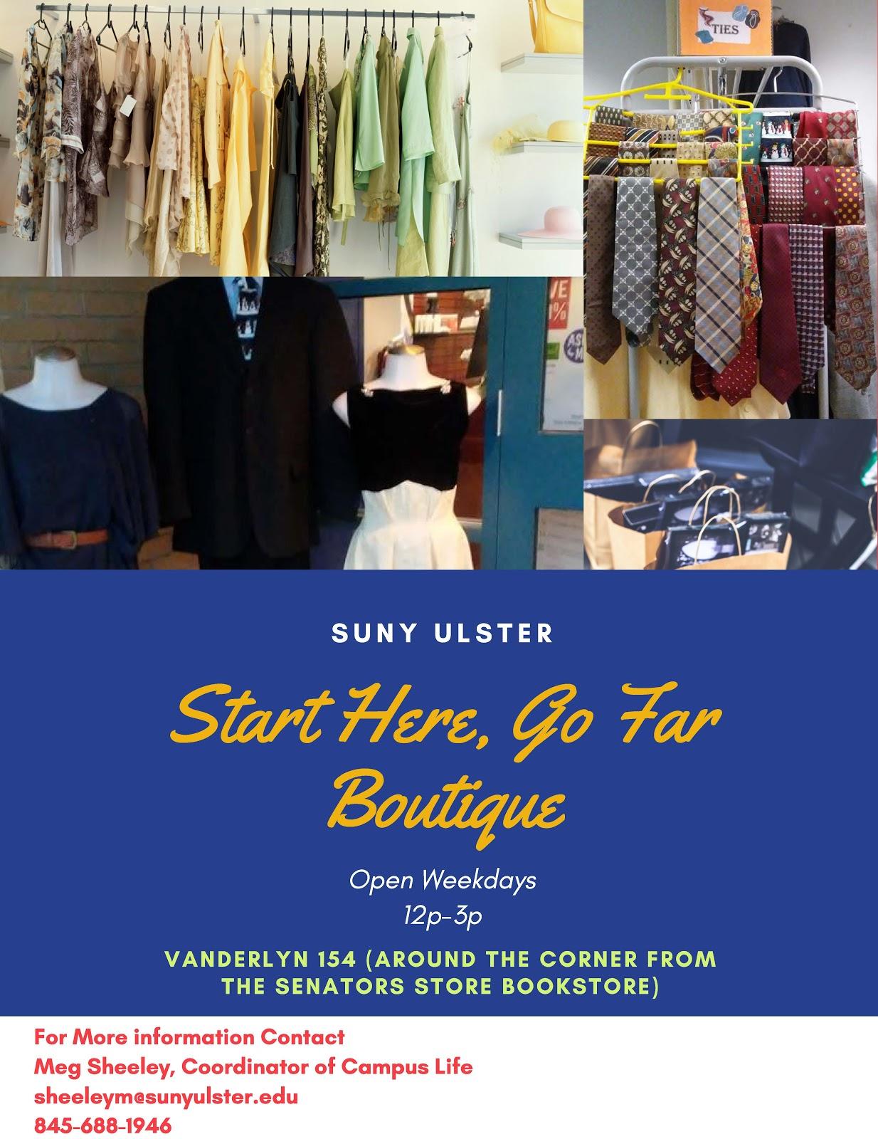 Start Here, Go Far Boutique