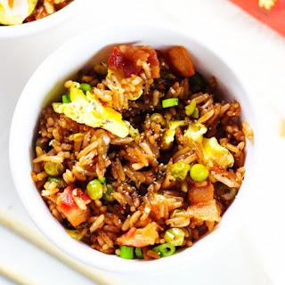 Bacon & Shallot Fried Rice