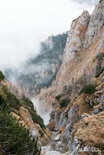 Photo: Valea Adâncă, în aval de brână