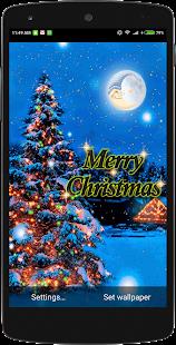 Lovely Christmas LiveWallpaper - náhled