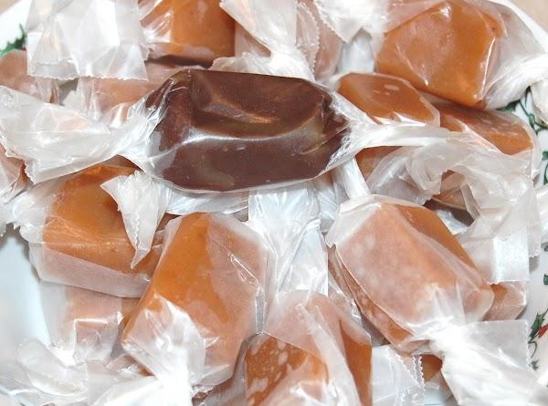Licorice Caramels Recipe