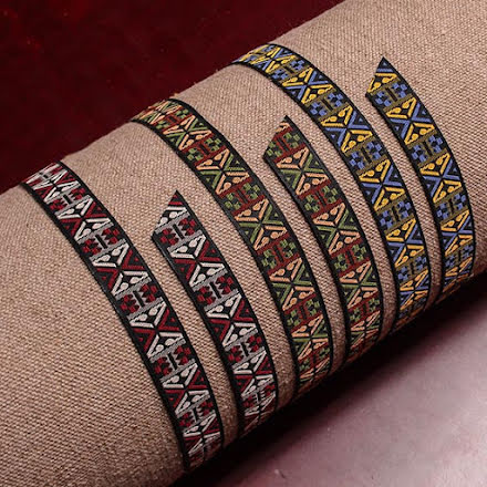 Dekorationsband 20mm - flera färger