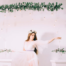 Wedding photographer Sofiya Medvedeva (soft-microsoft). Photo of 09.01.2018
