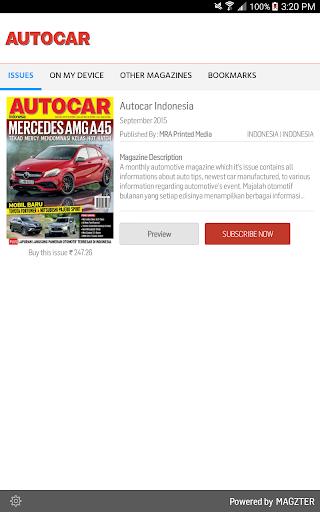 Autocar Indonesia 7.7 screenshots 1