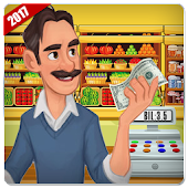 Supermarket Store Cashier – Kids Shopping Game Android APK Download Free By Extreme Simulation Games Studio
