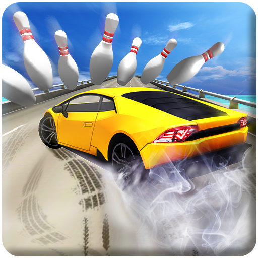 Bowling Drift Cars 3D